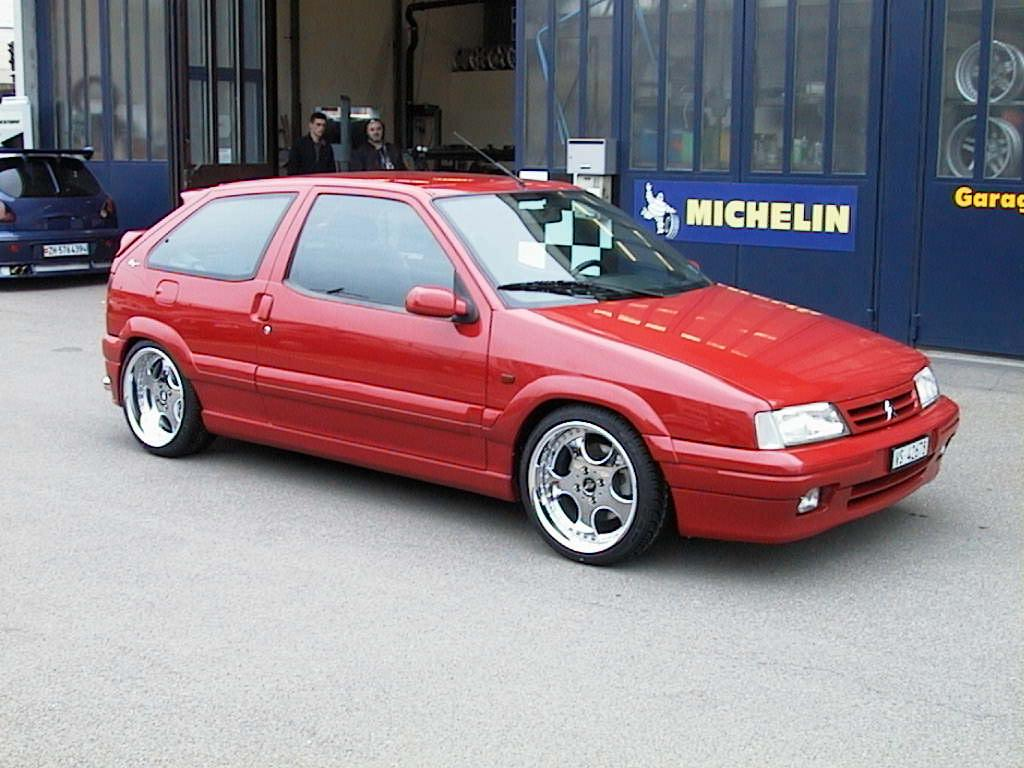 Pictures of citroen zx #11