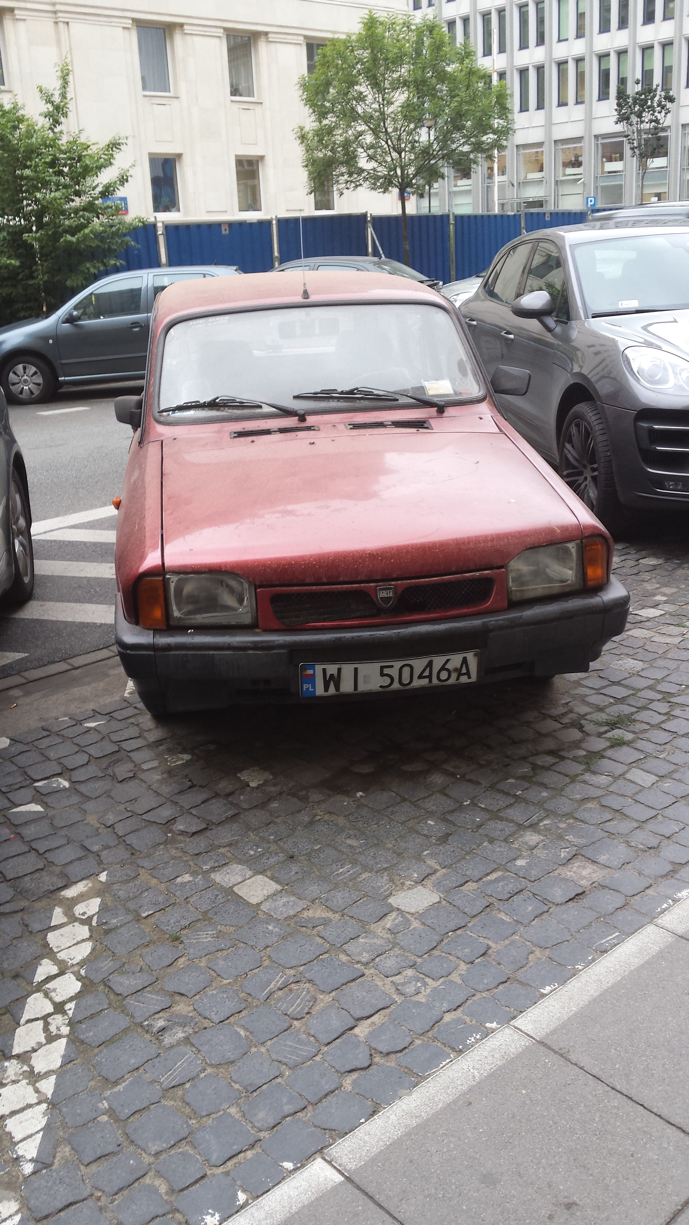 Pictures of dacia 1410 kombi 1996 #5
