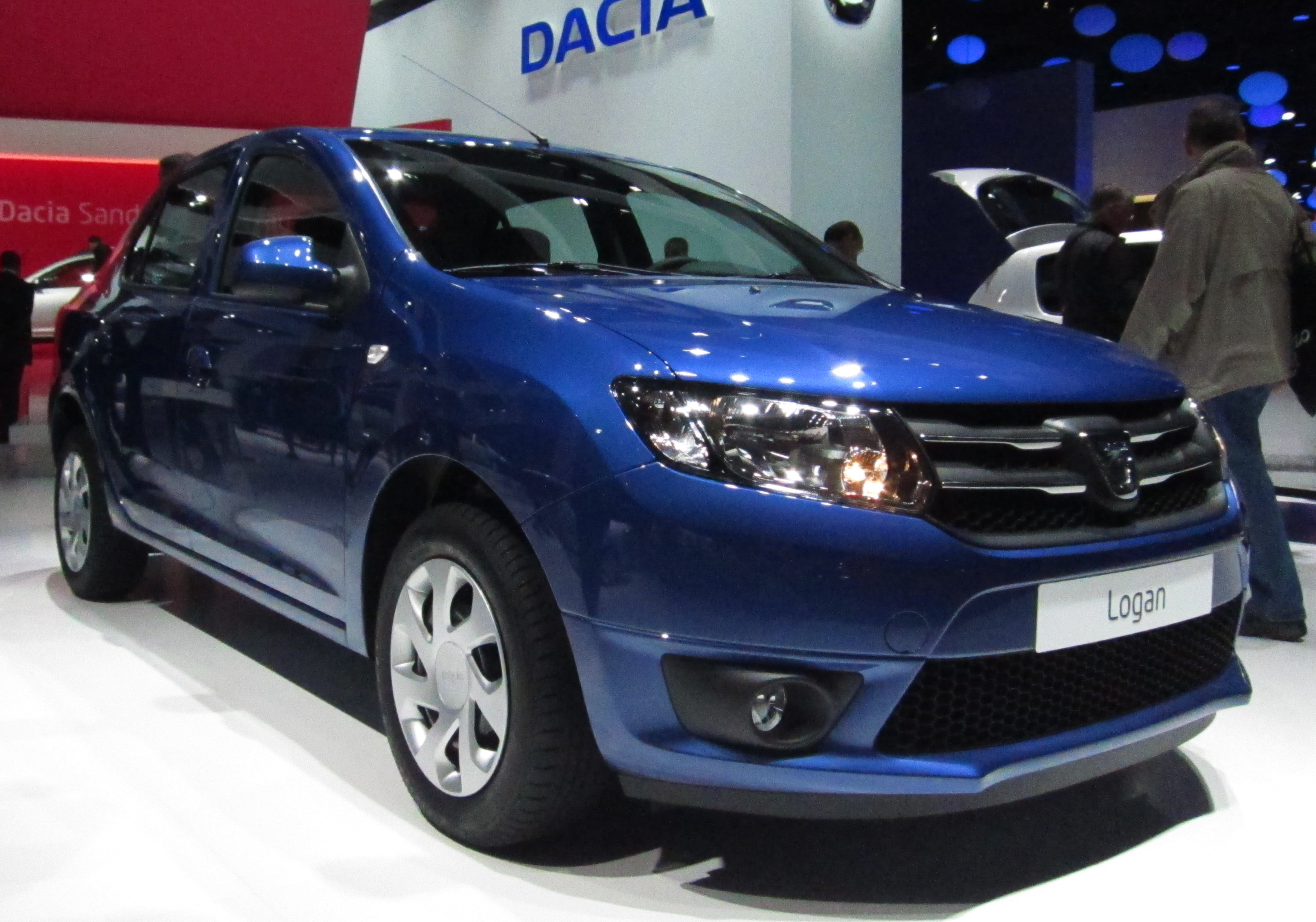 Pictures of dacia logan #4