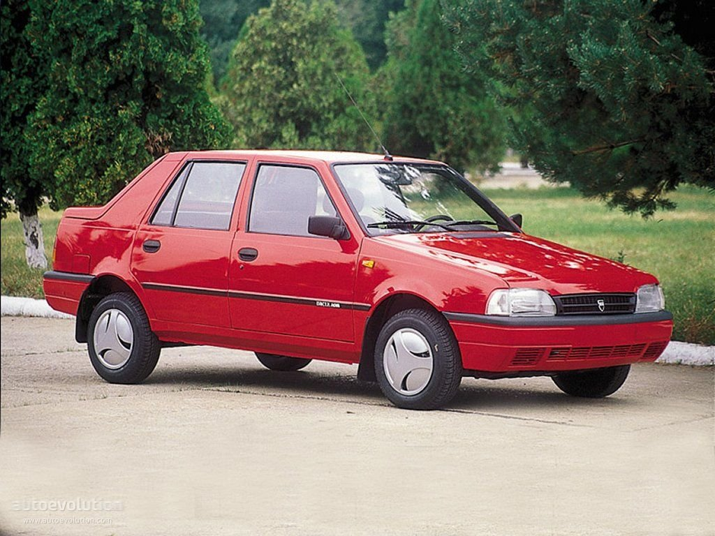 Pictures of dacia nova 1995