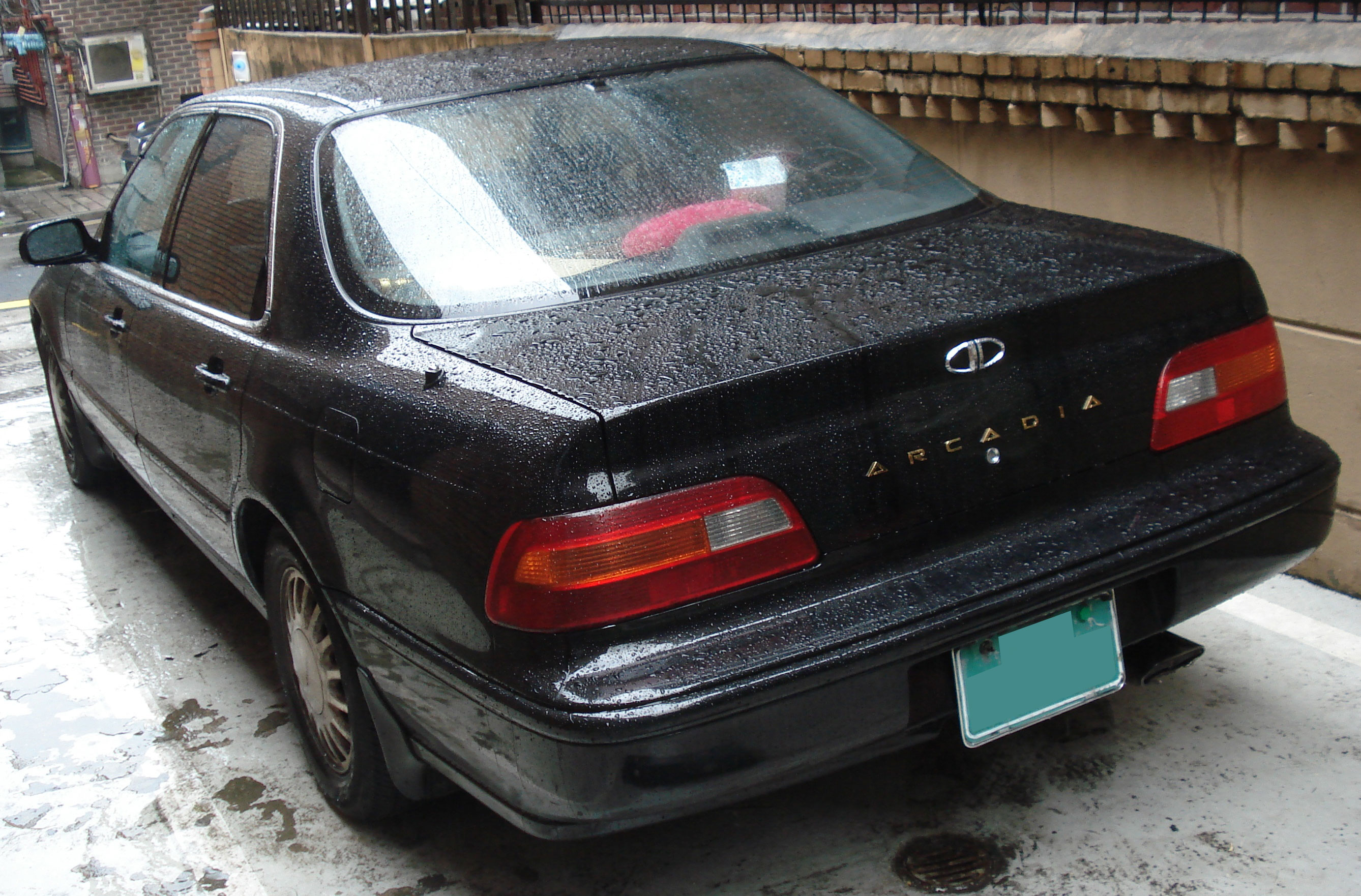 Pictures of daewoo arcadia