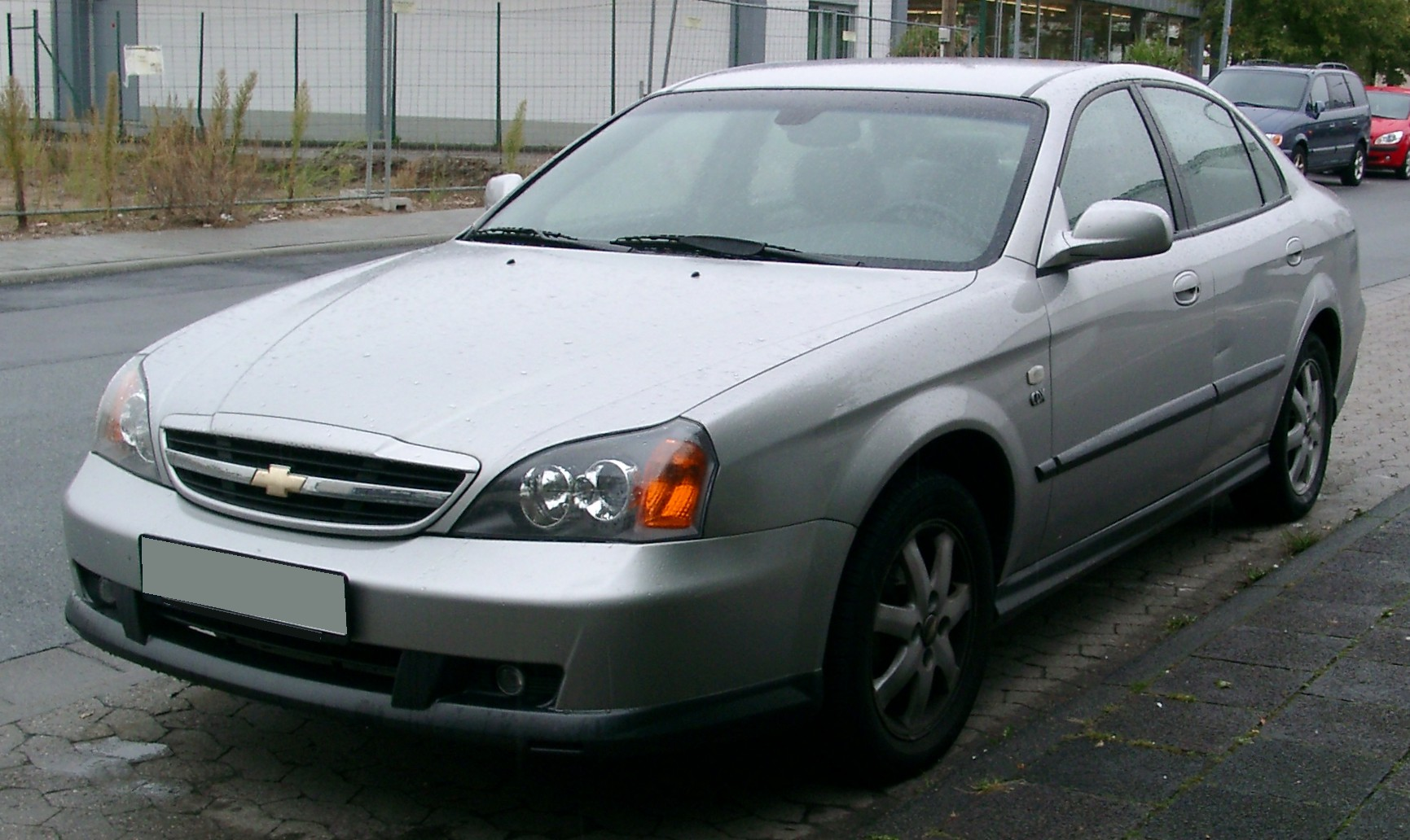 Pictures of daewoo evanda #2