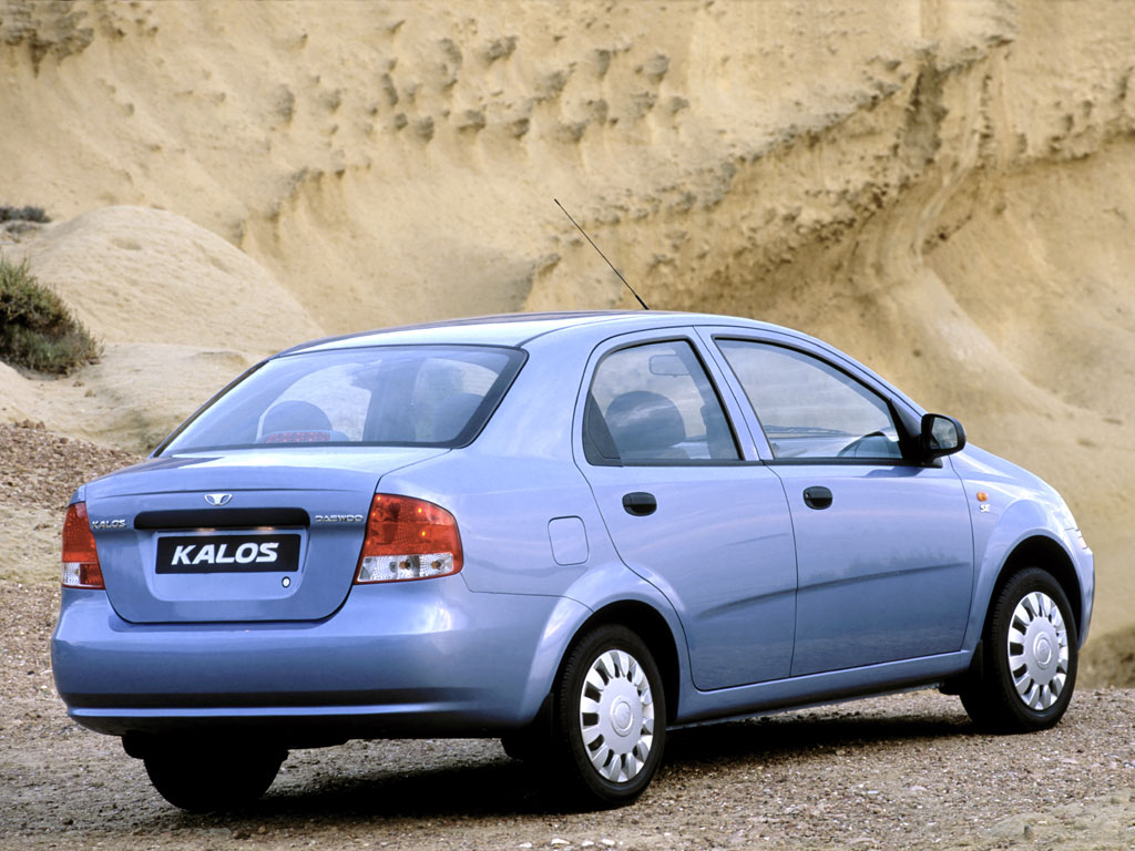Pictures of daewoo kalos 2002 #5