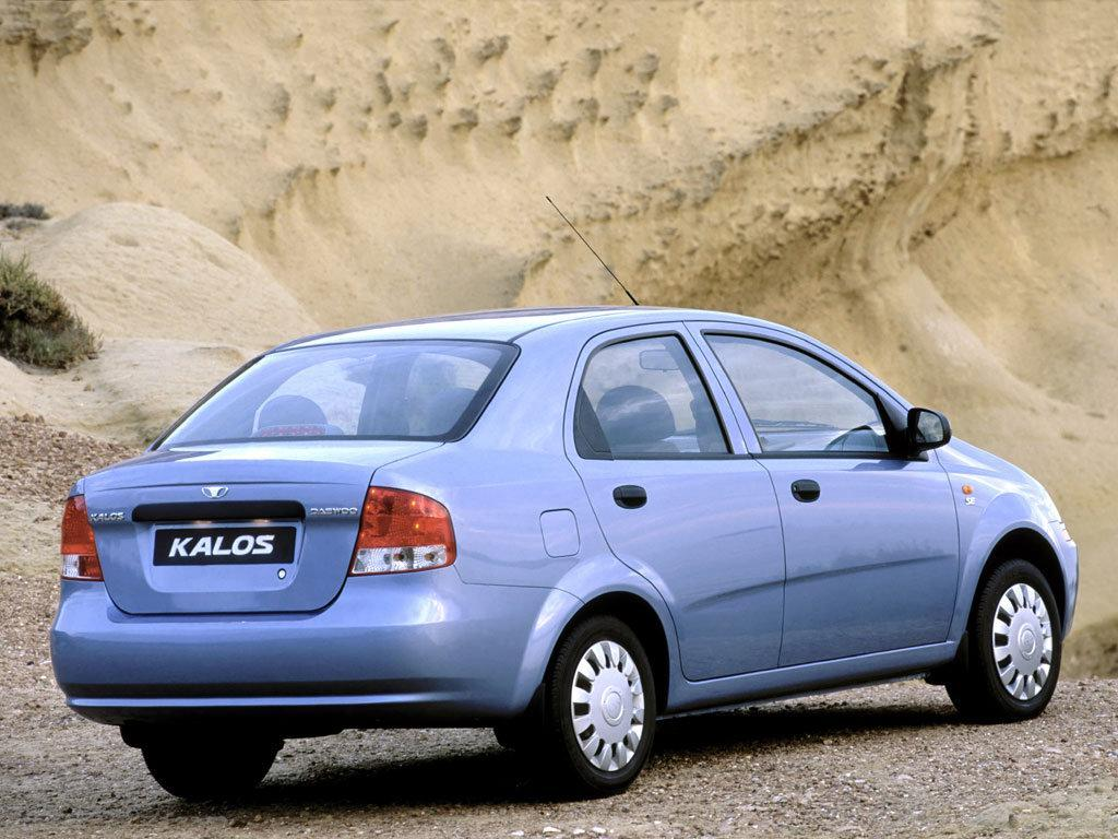 Pictures of daewoo kalos 2005 #8