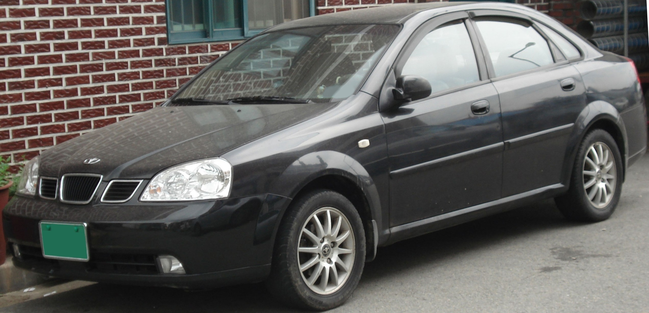Pictures of daewoo lacetti #5