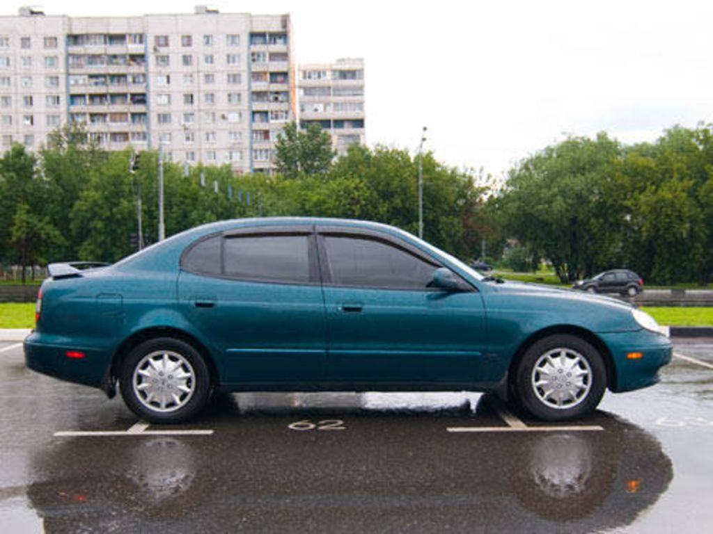 Pictures of daewoo leganza #10