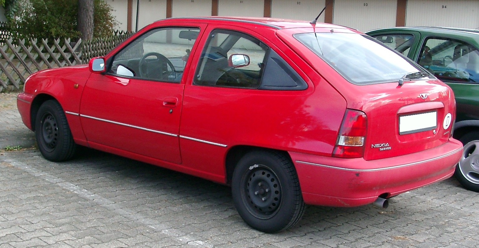 Pictures of daewoo nexia