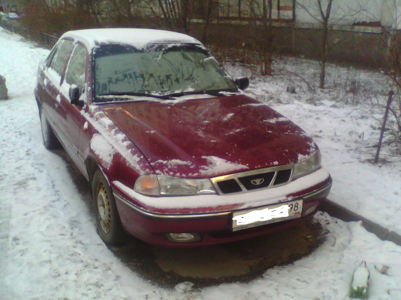 Pictures of daewoo nexia (kletn) 1999