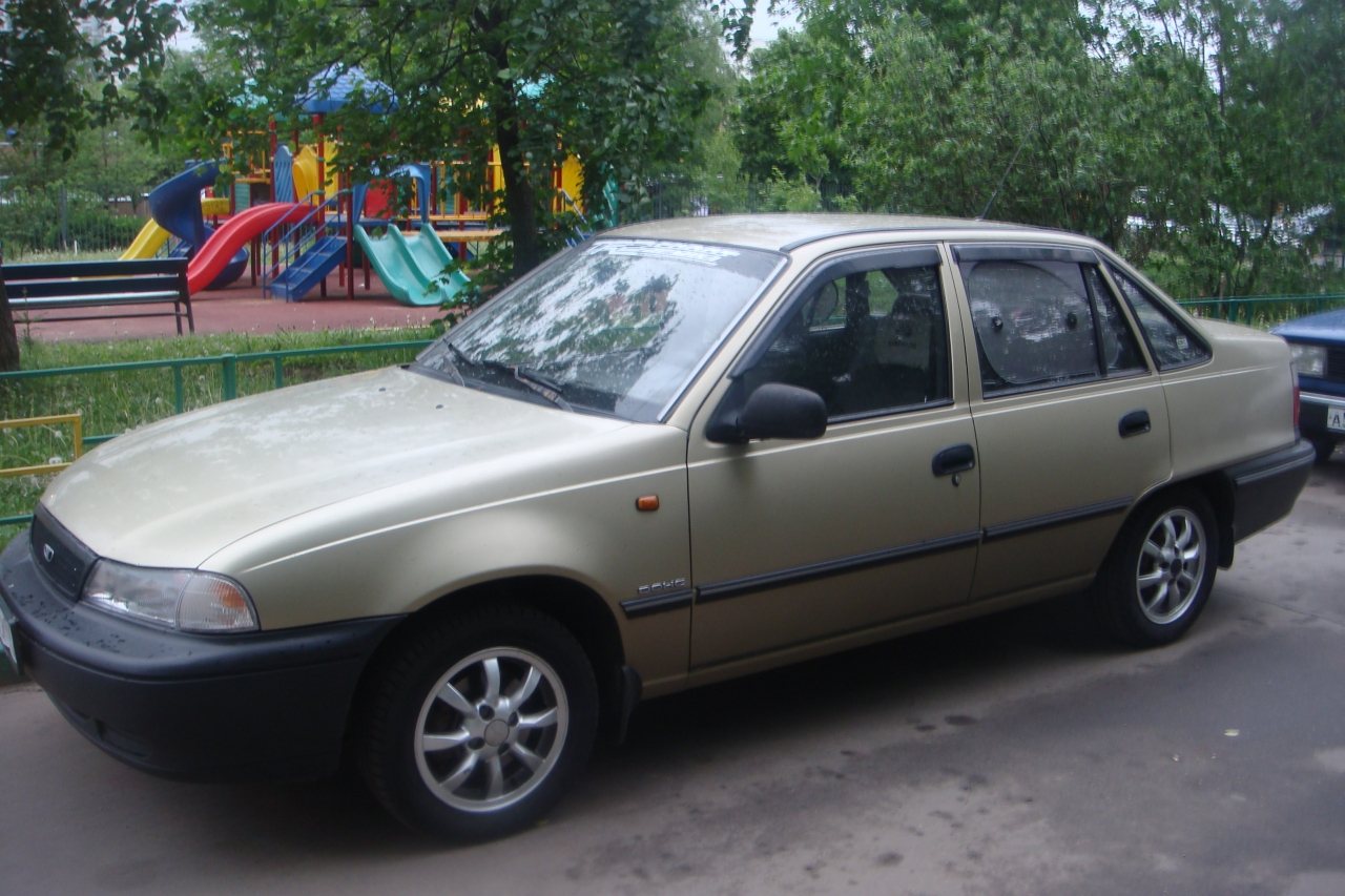 Pictures of daewoo nexia (kletn) 2000