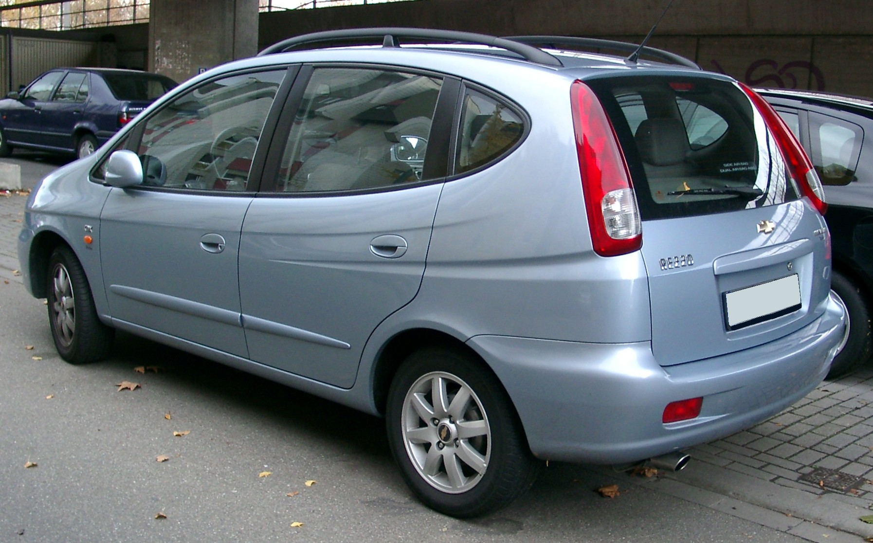 Pictures of daewoo rezzo