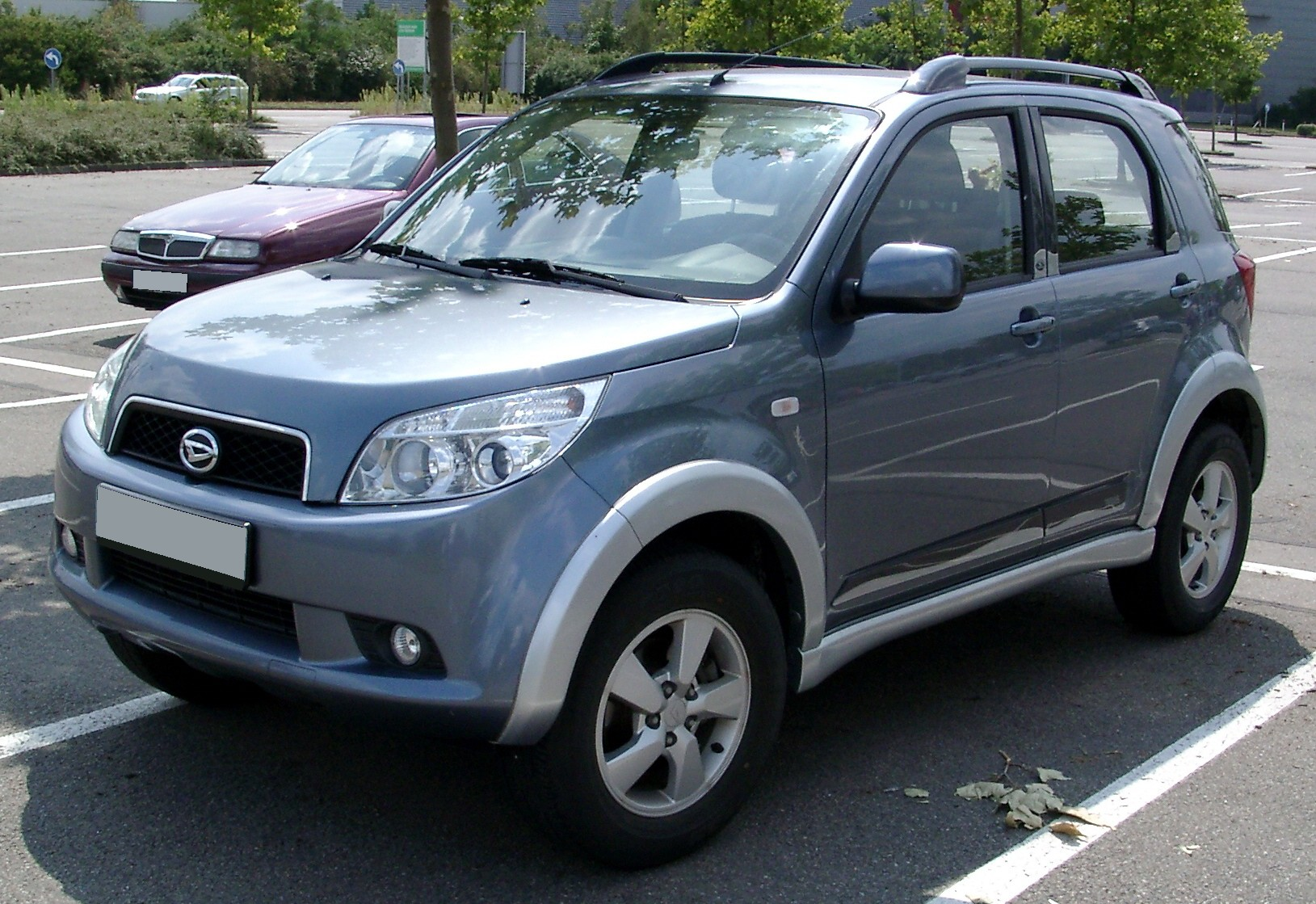 Pictures of daihatsu be-go