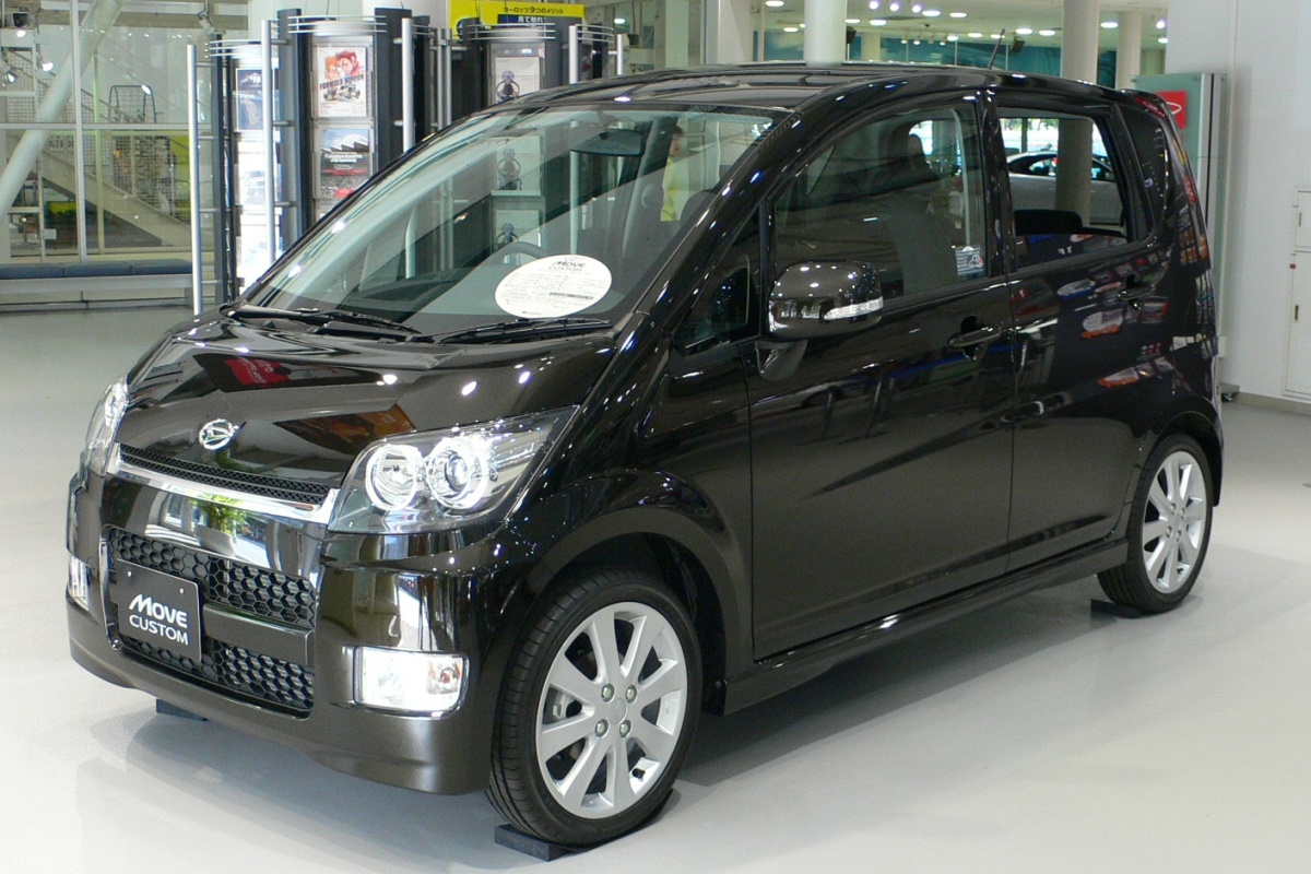 Pictures of daihatsu be-go cx (j) 2006