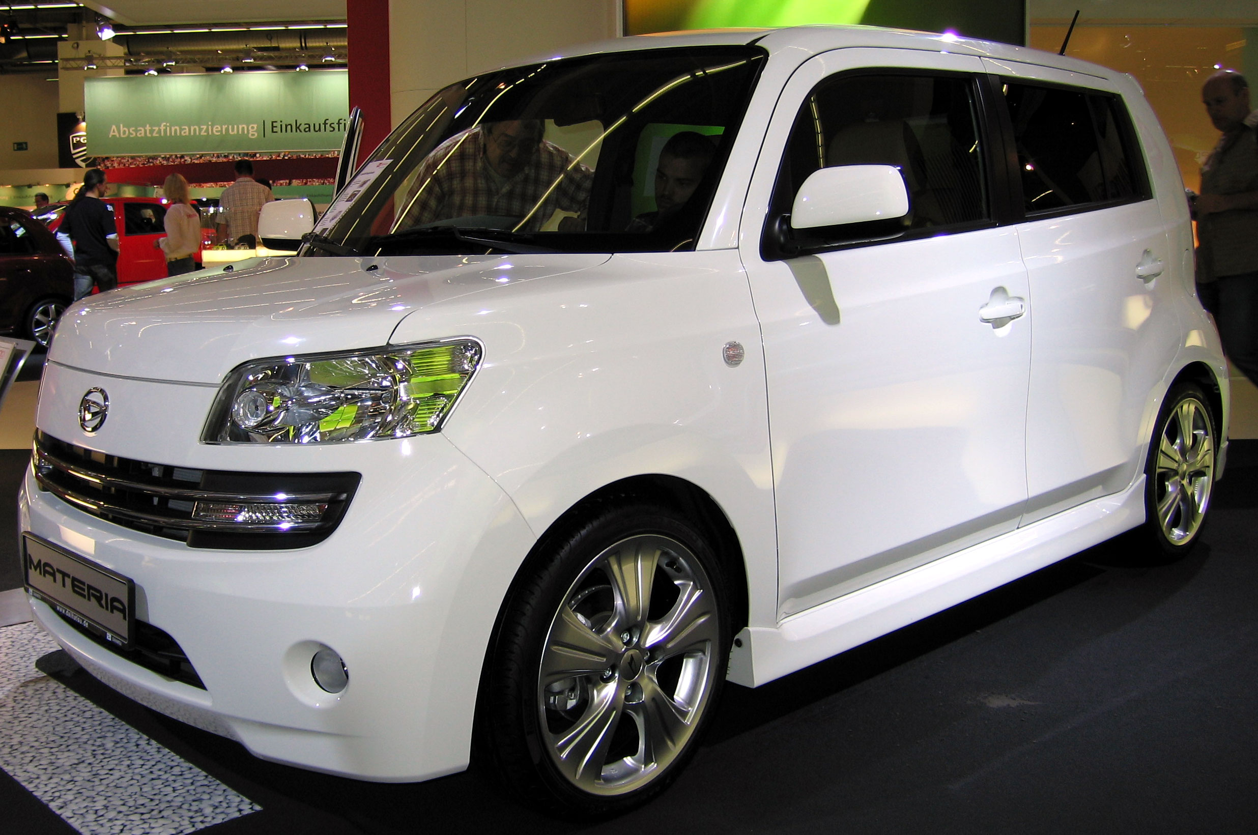 Pictures of daihatsu be-go cx (j) 2013