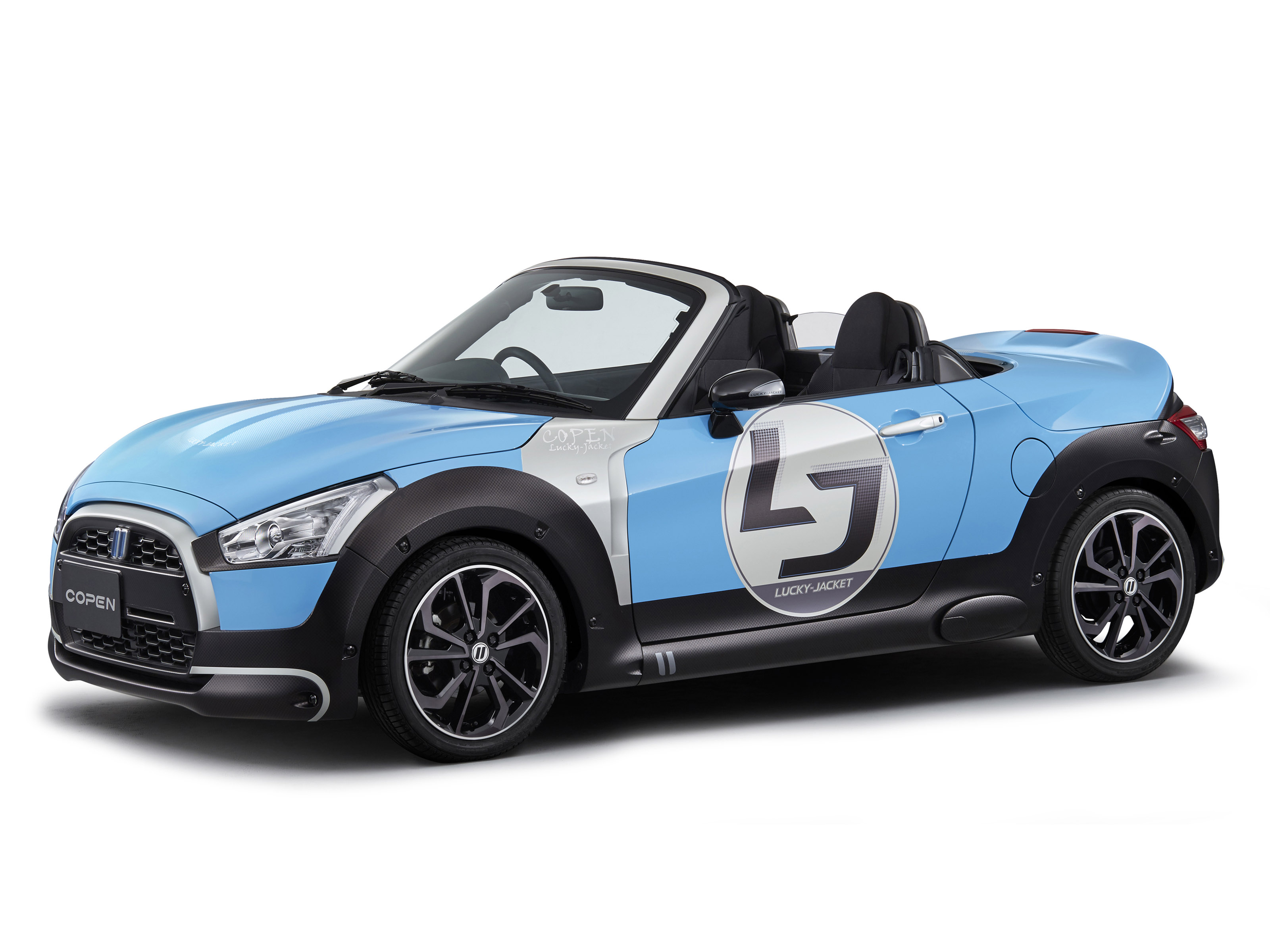 2015 Daihatsu Copen Pictures Information And Specs