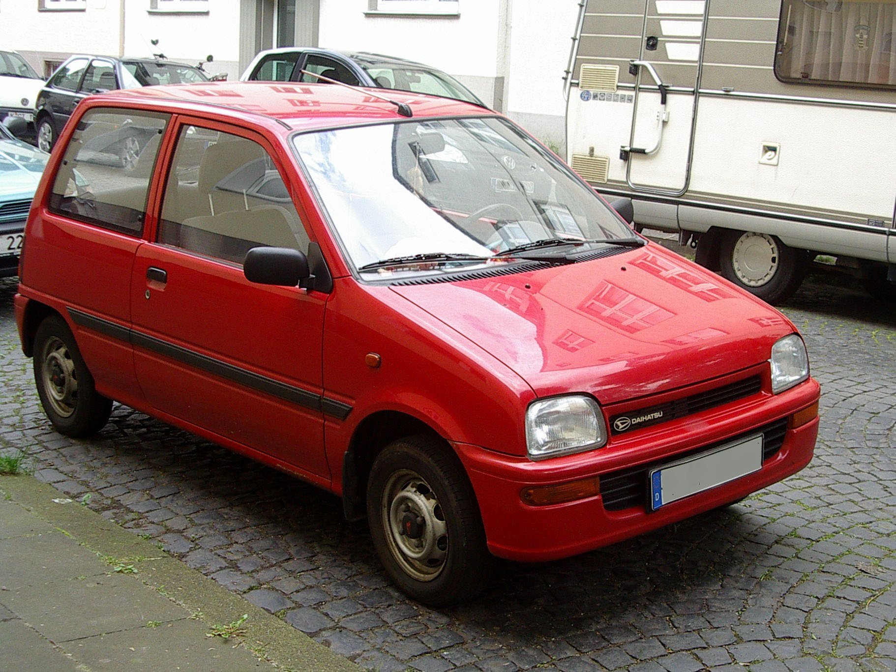 Pictures of daihatsu cuore #5