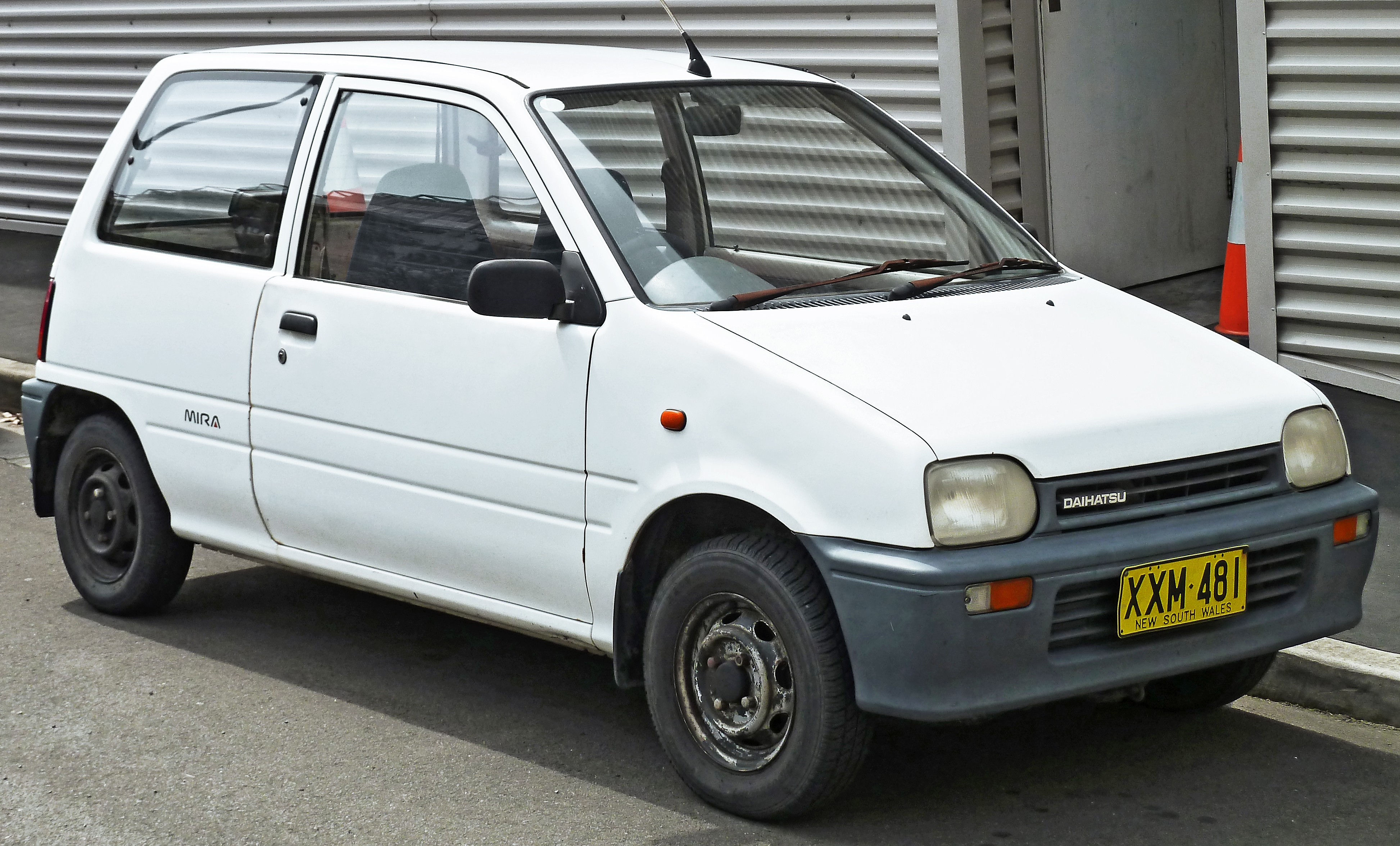 Pictures of daihatsu cuore iii (l201) 1994