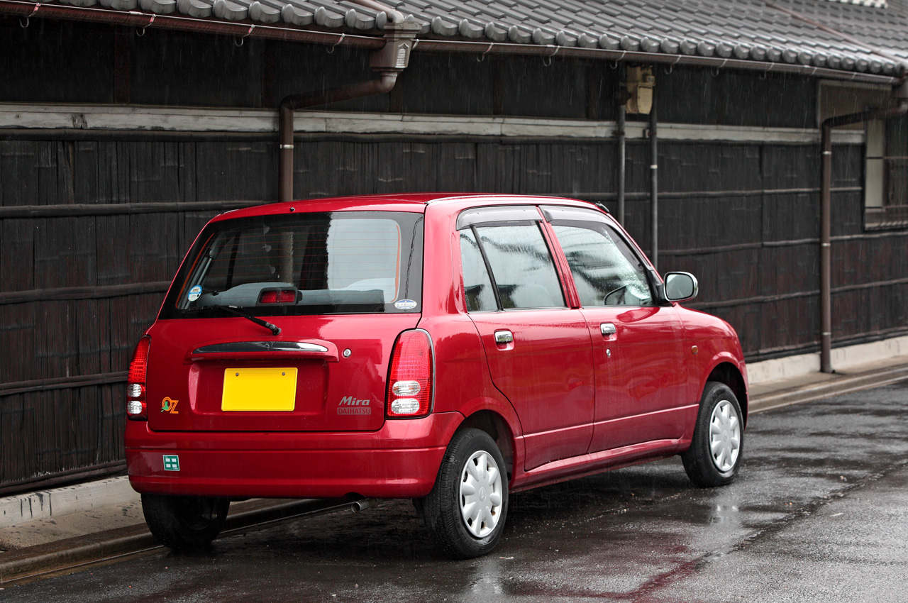 Daihatsu Mira   pictures, information and specs - Auto-Database.com