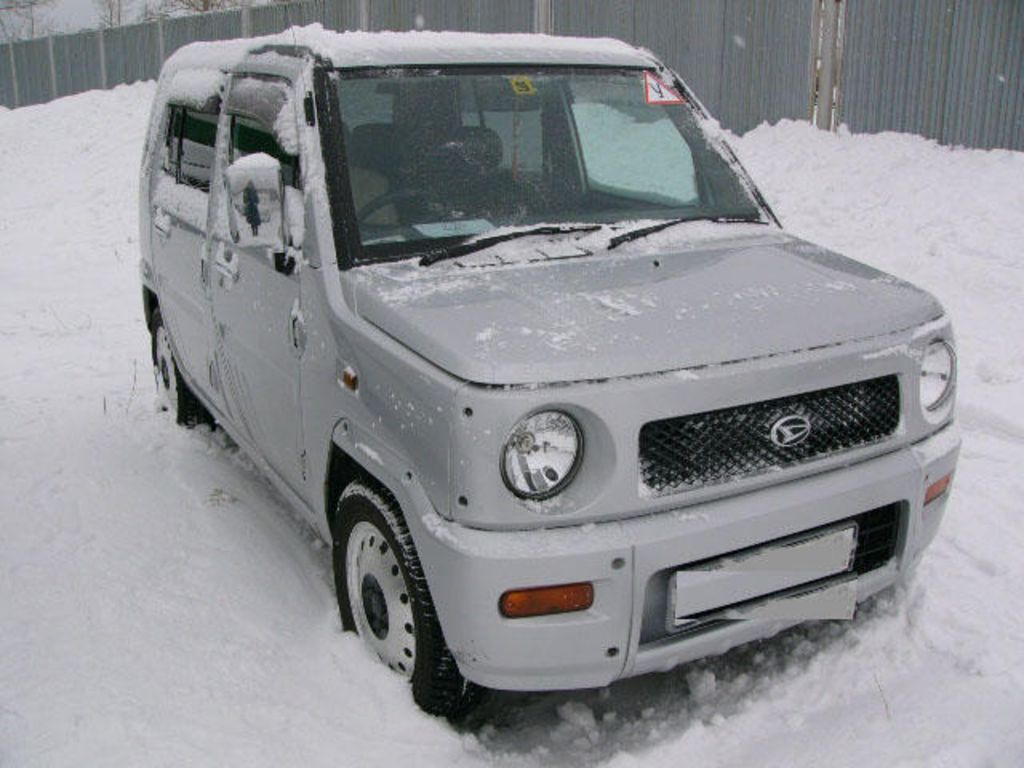 Pictures of daihatsu naked #5