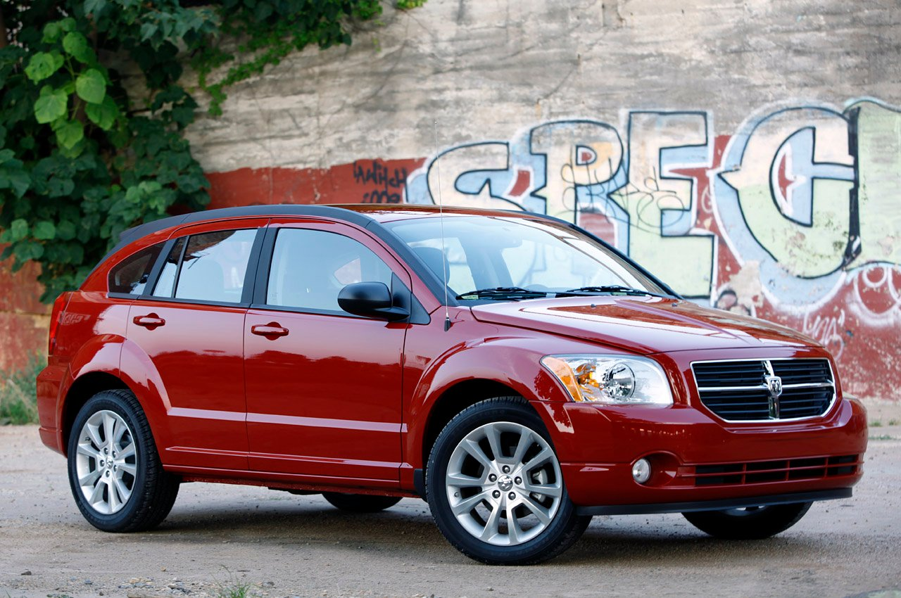 Pictures of dodge caliber #9