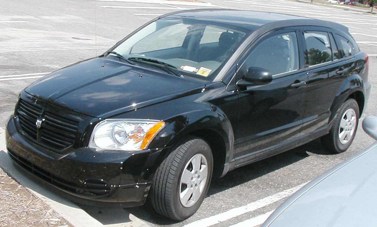 Pictures of dodge caliber 2006