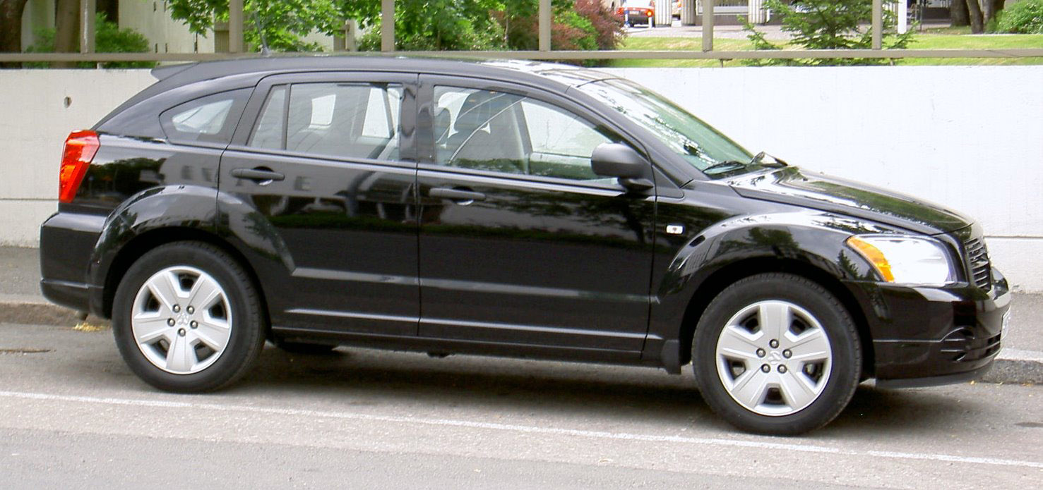 Pictures of dodge caliber 2007