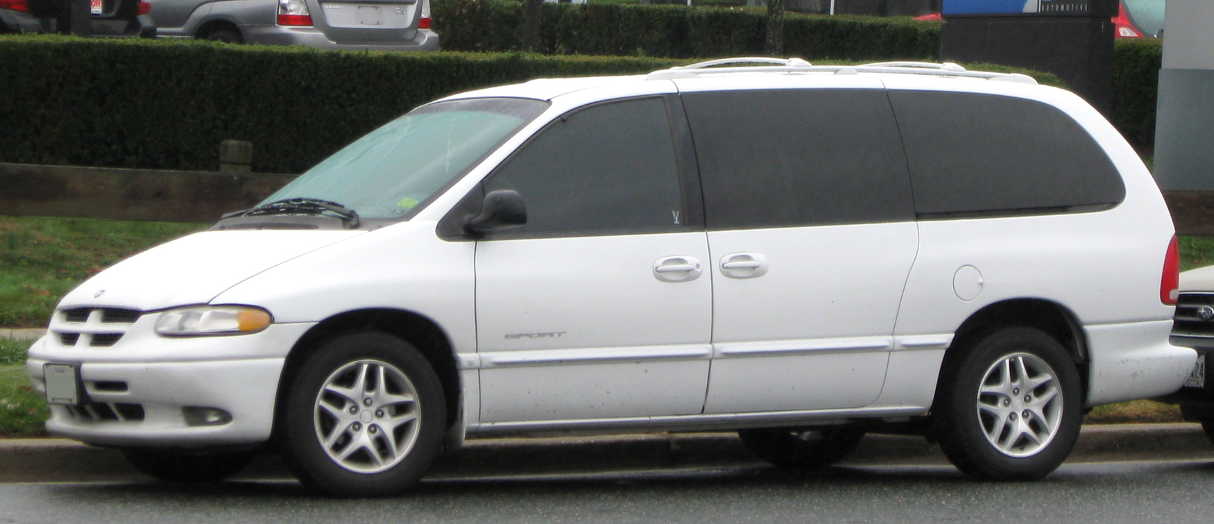 Pictures of dodge caravan (_iii_) 1999