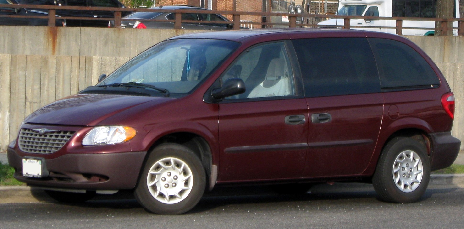 Pictures of dodge caravan (_iv_) 2003