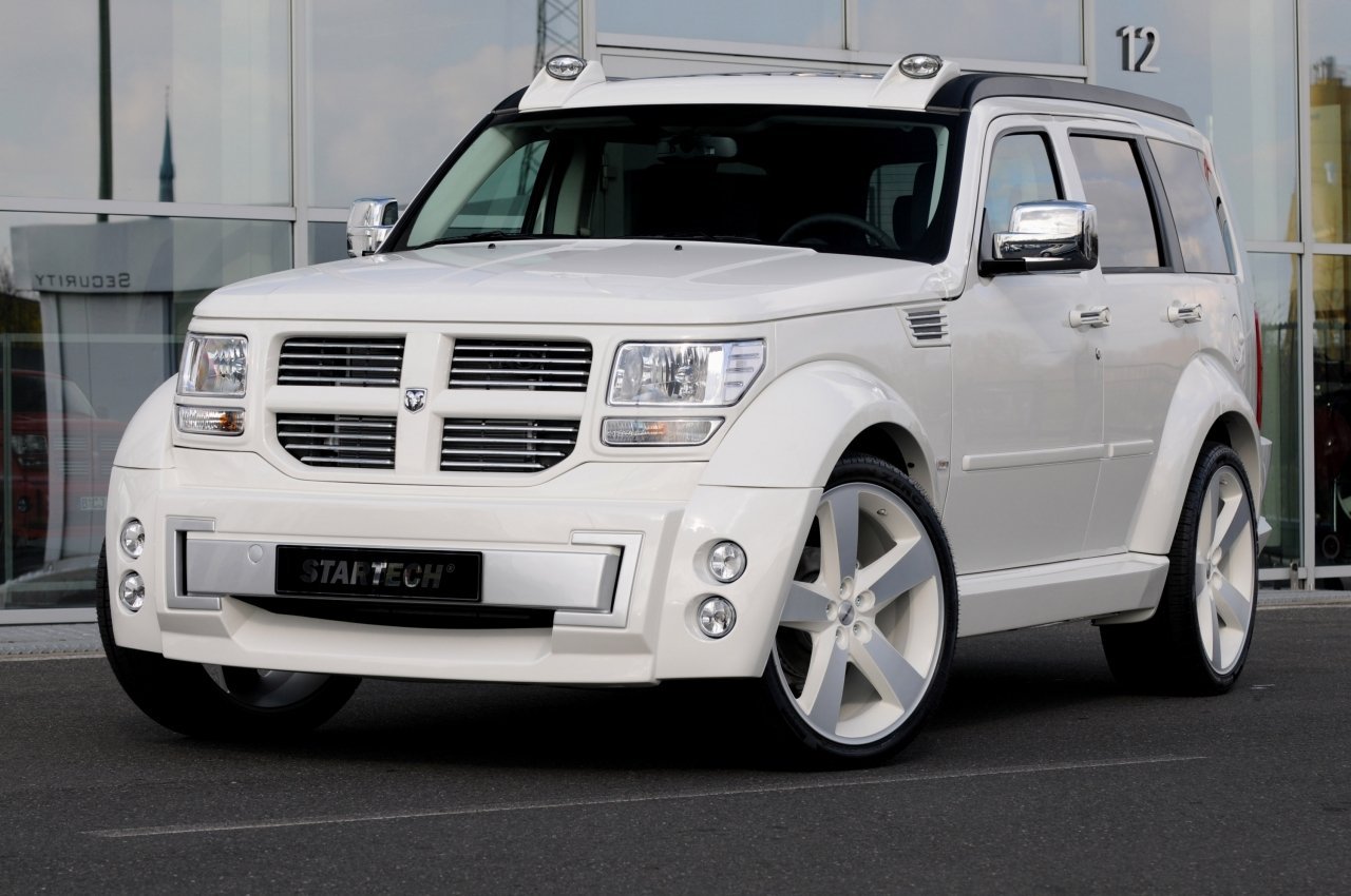 Pictures of dodge nitro #8