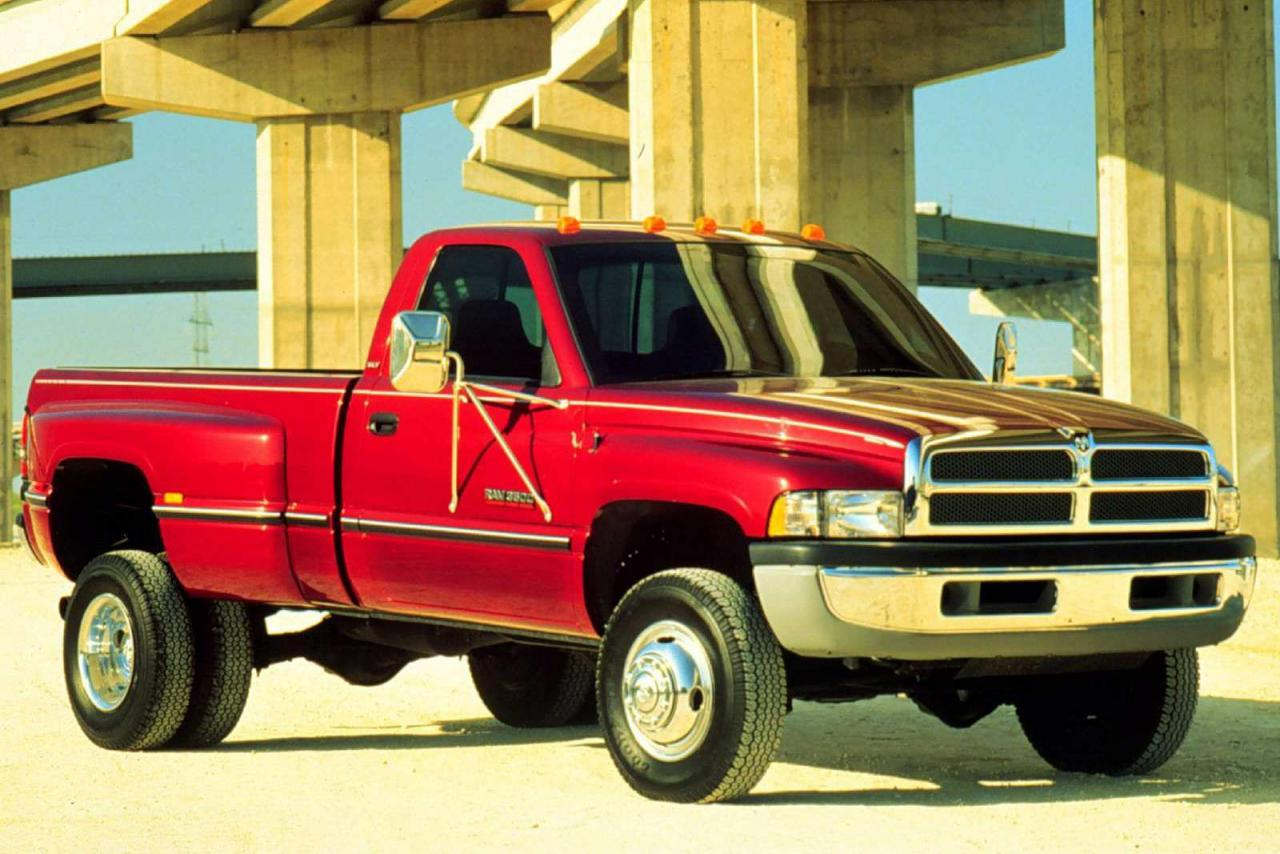 Pictures of dodge ram (br/be) 1996 #12
