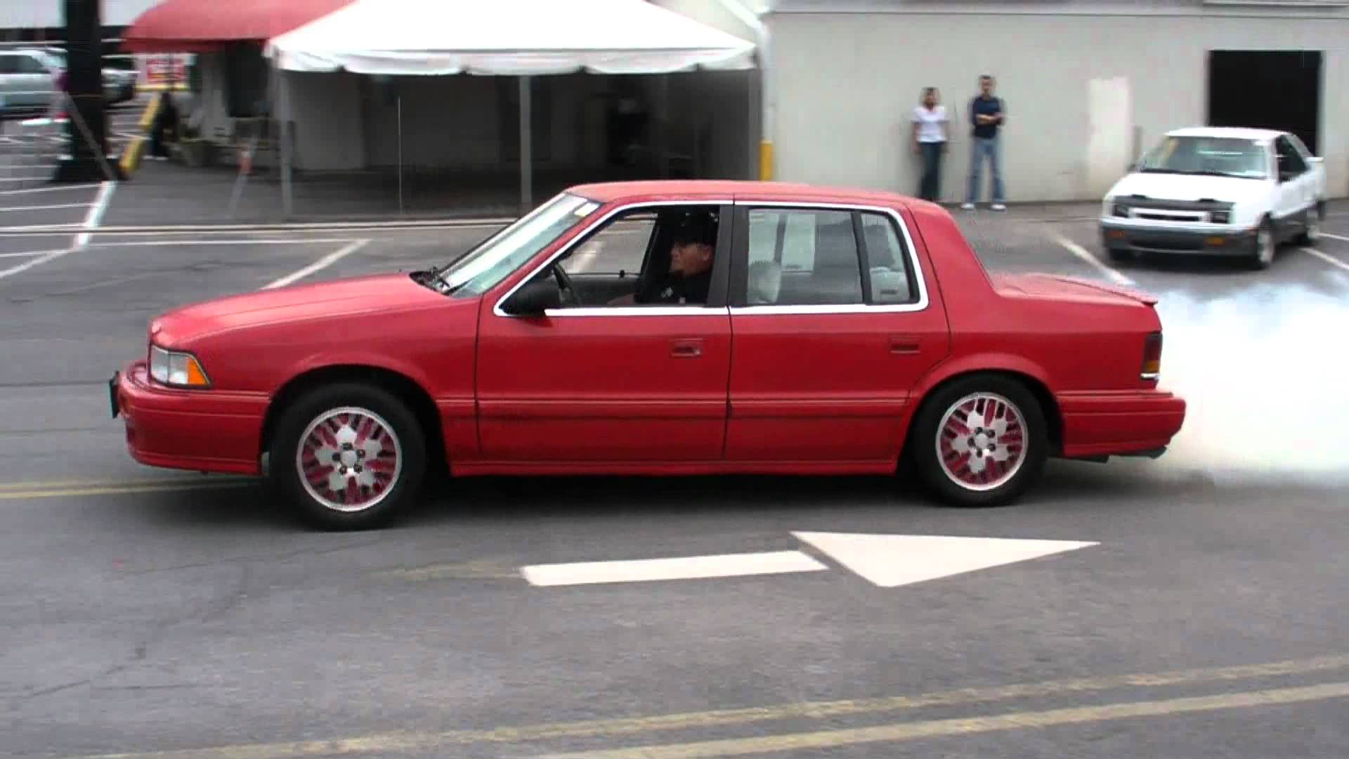Pictures of dodge spirit