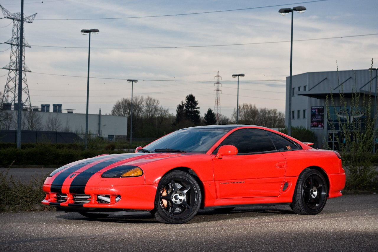 Pictures of dodge stealth #3