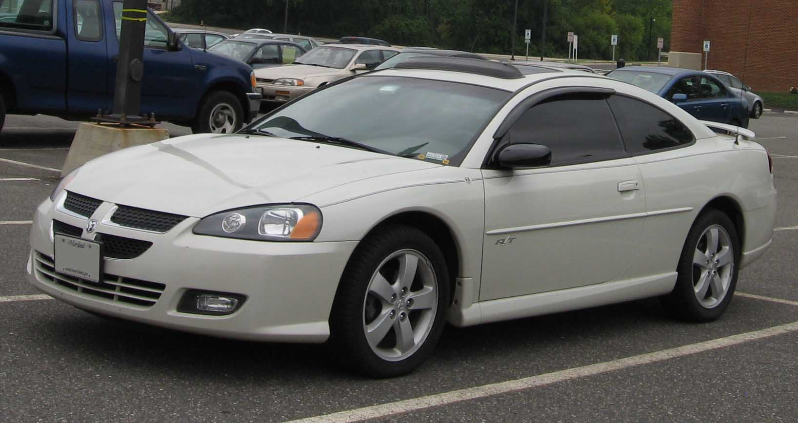 Pictures of dodge stratus