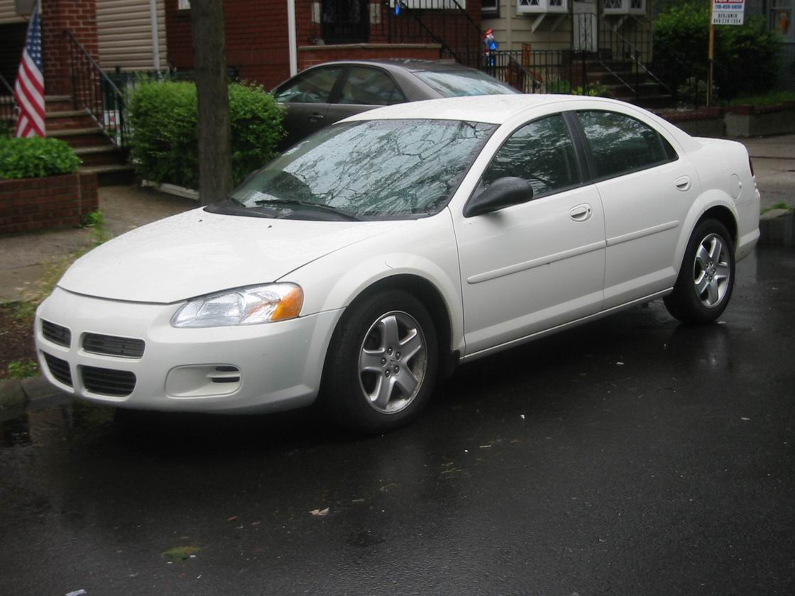 Pictures of dodge stratus #12