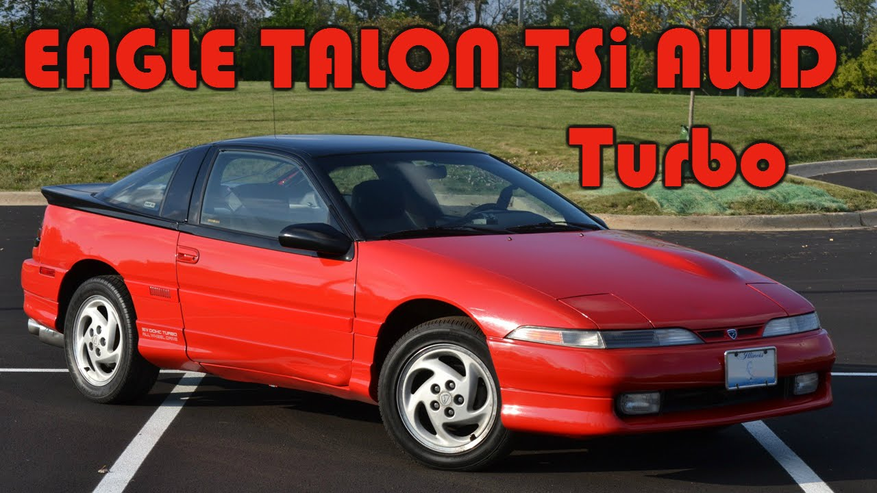 Pictures of eagle talon