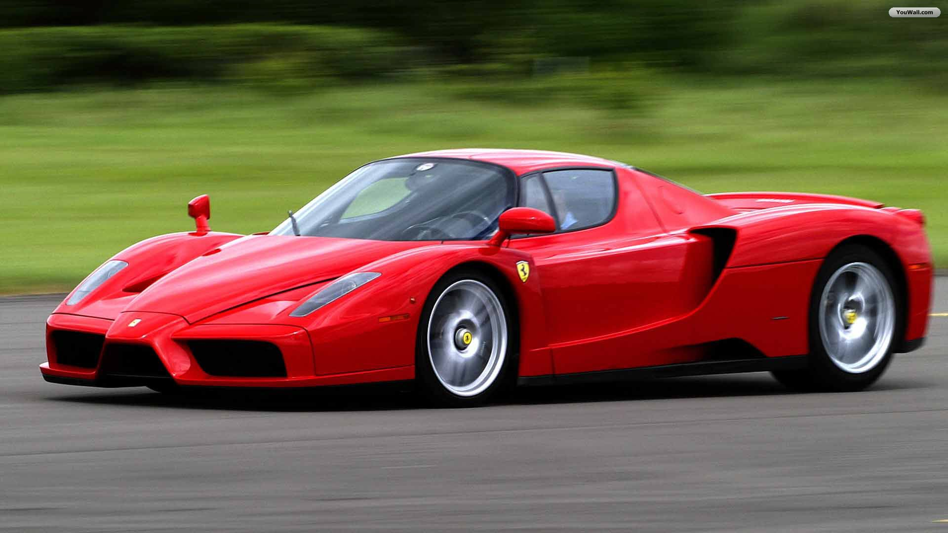 Pictures of ferrari enzo