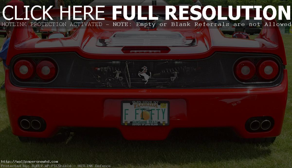 Pictures of ferrari f50 #15