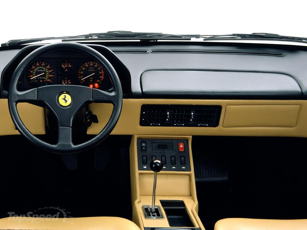 Pictures of ferrari mondial #10