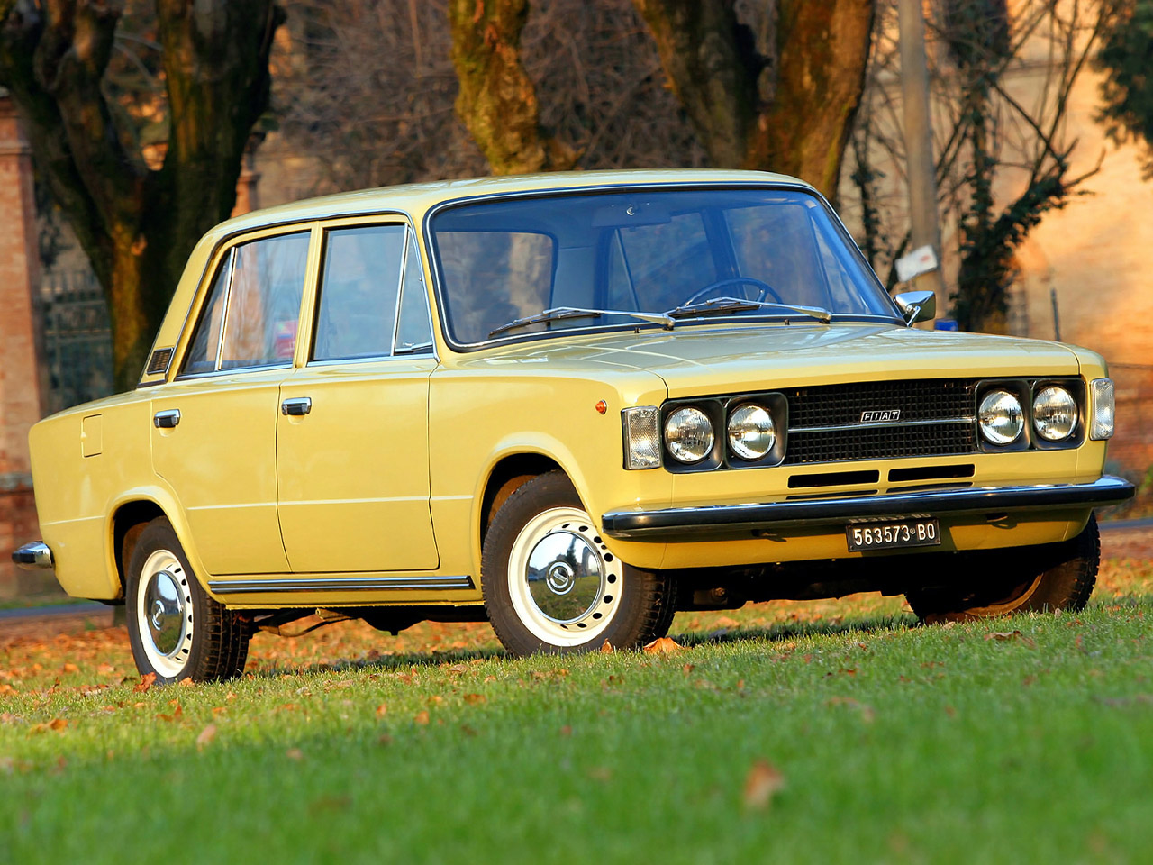 Pictures of fiat 124 #6