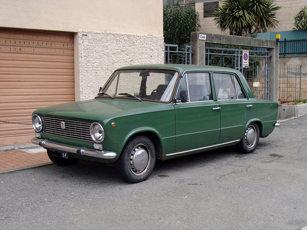 Pictures of fiat 124