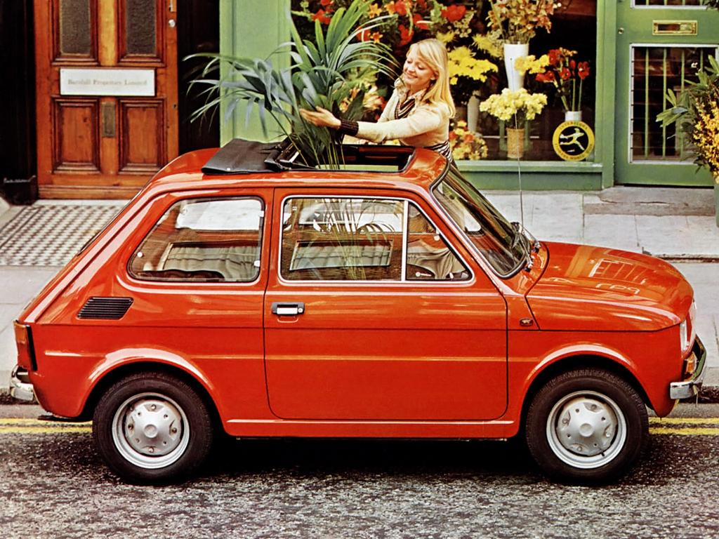 Pictures of fiat 126