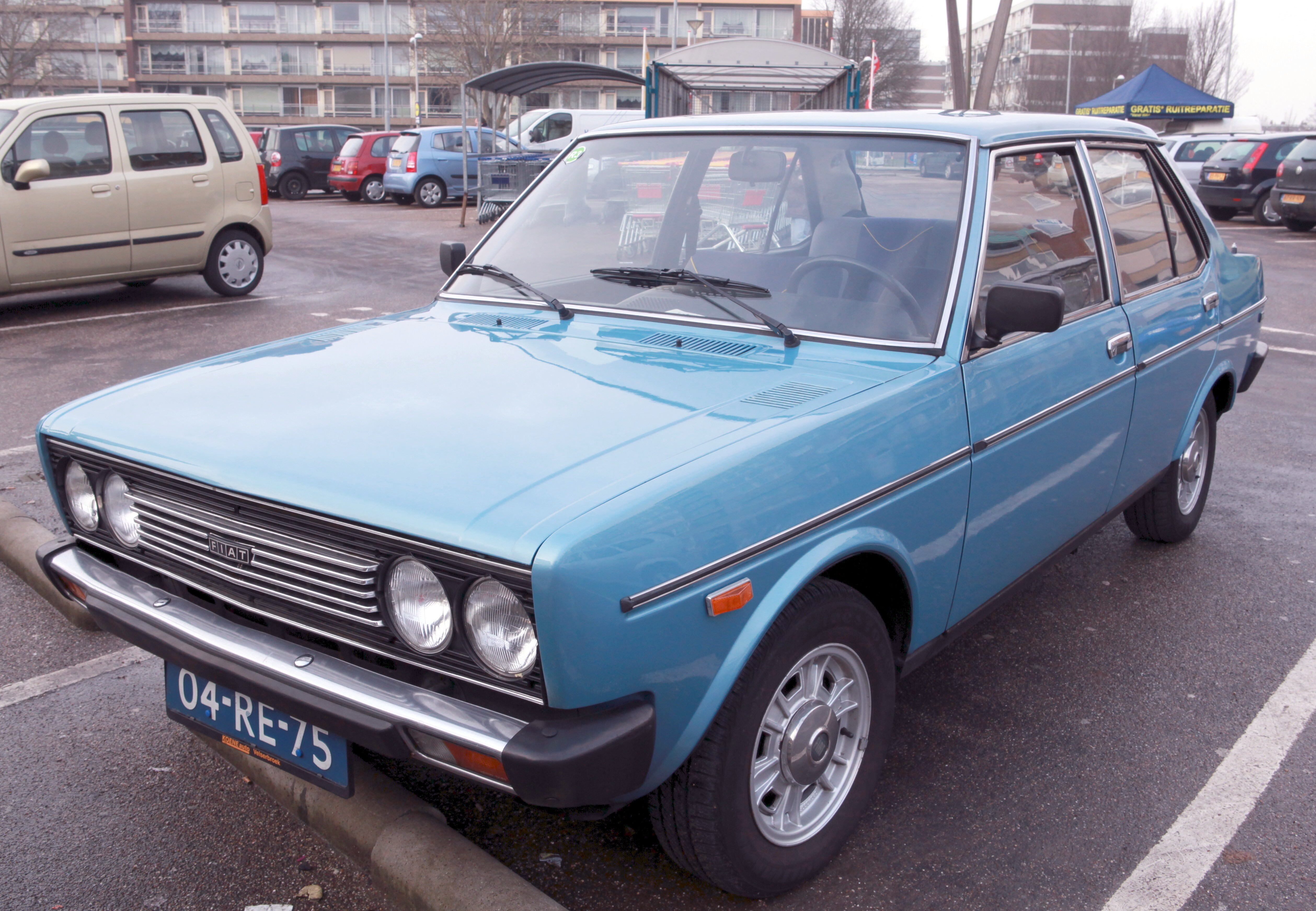 Pictures of fiat 131