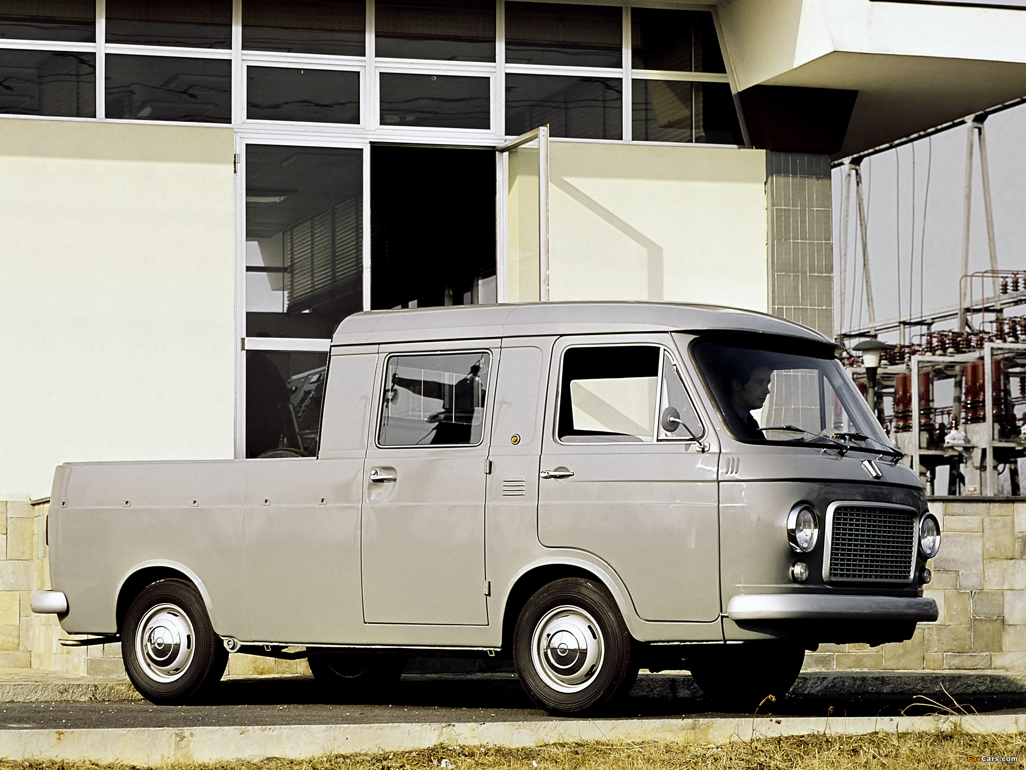 Pictures of fiat 238 #8