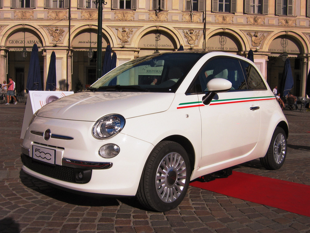 Pictures of fiat 500 #1