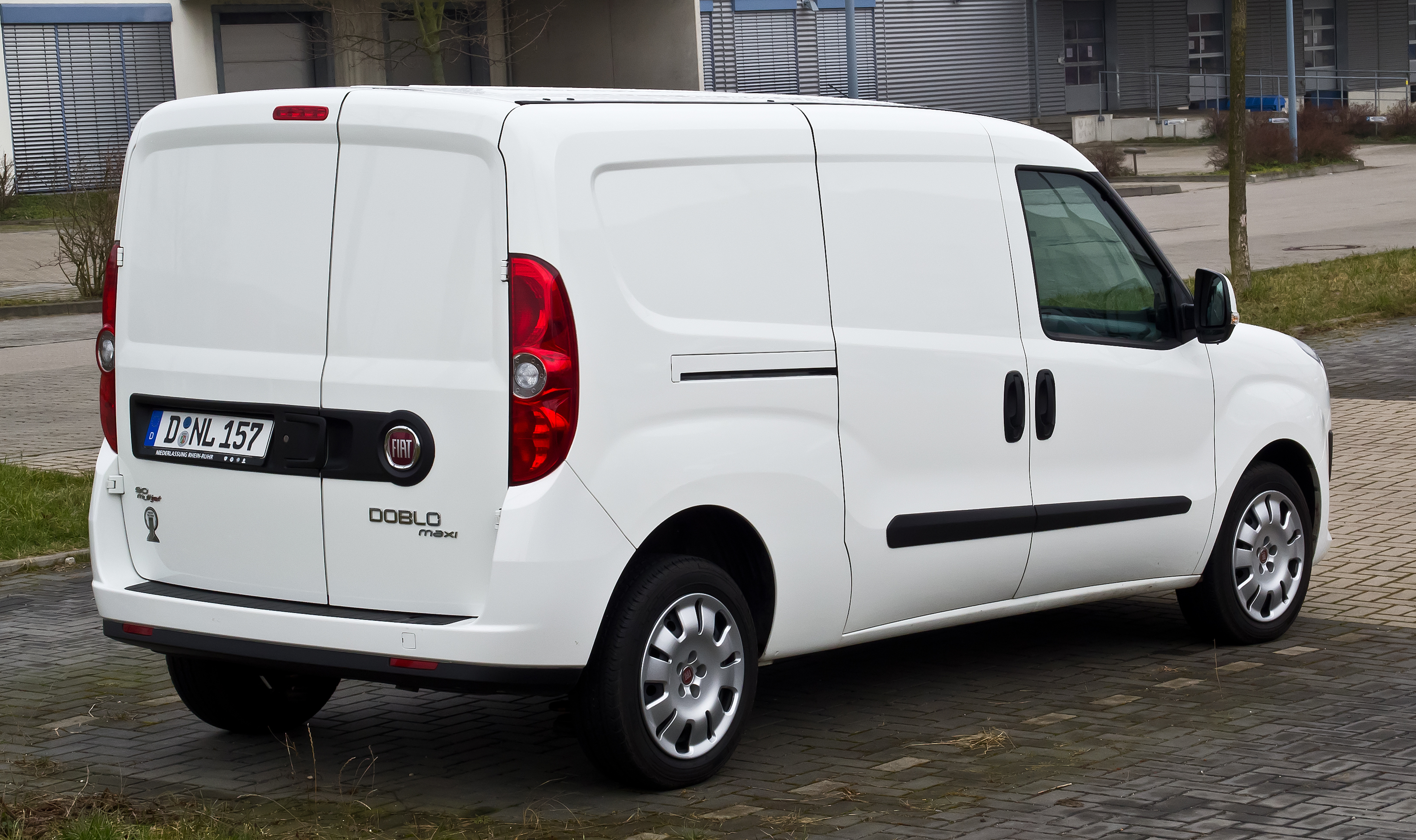Pictures of fiat doblo #4