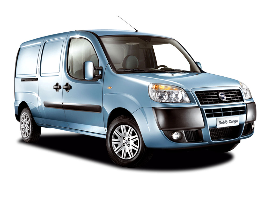 Pictures of fiat doblo