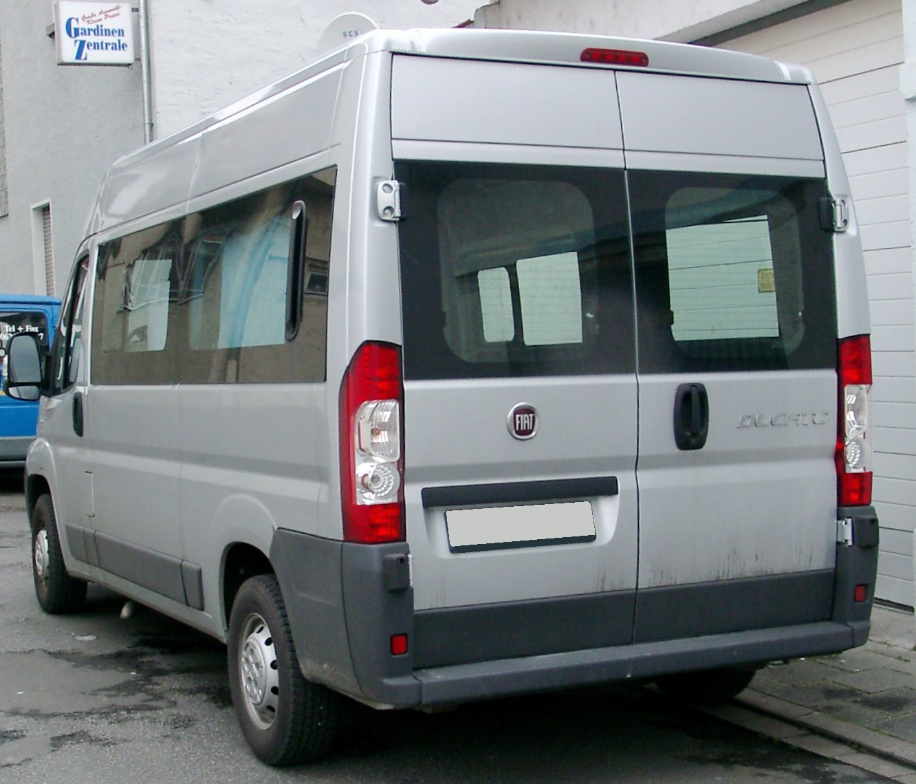 Pictures of fiat ducato