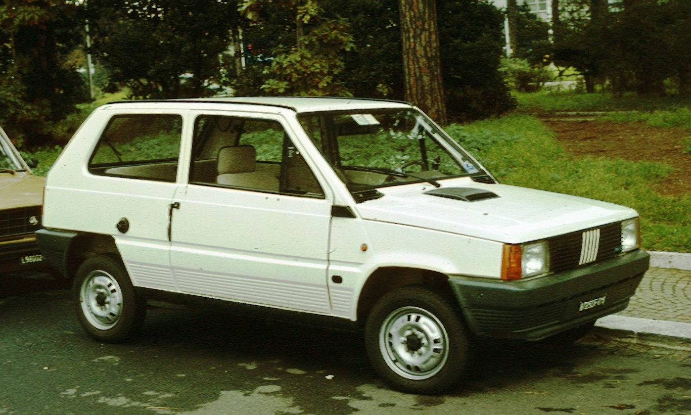 Pictures of fiat panda