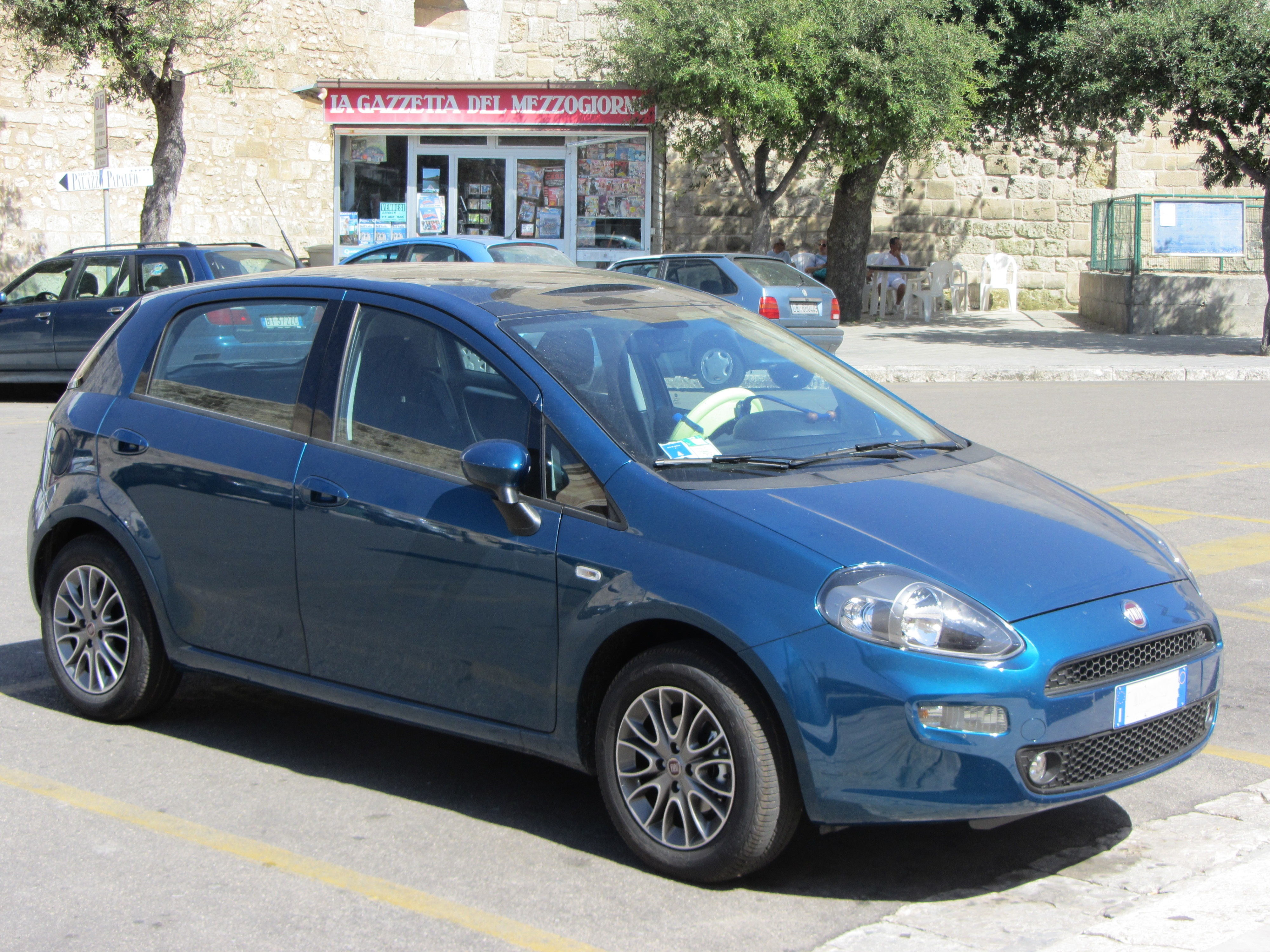 Pictures of fiat punto #8