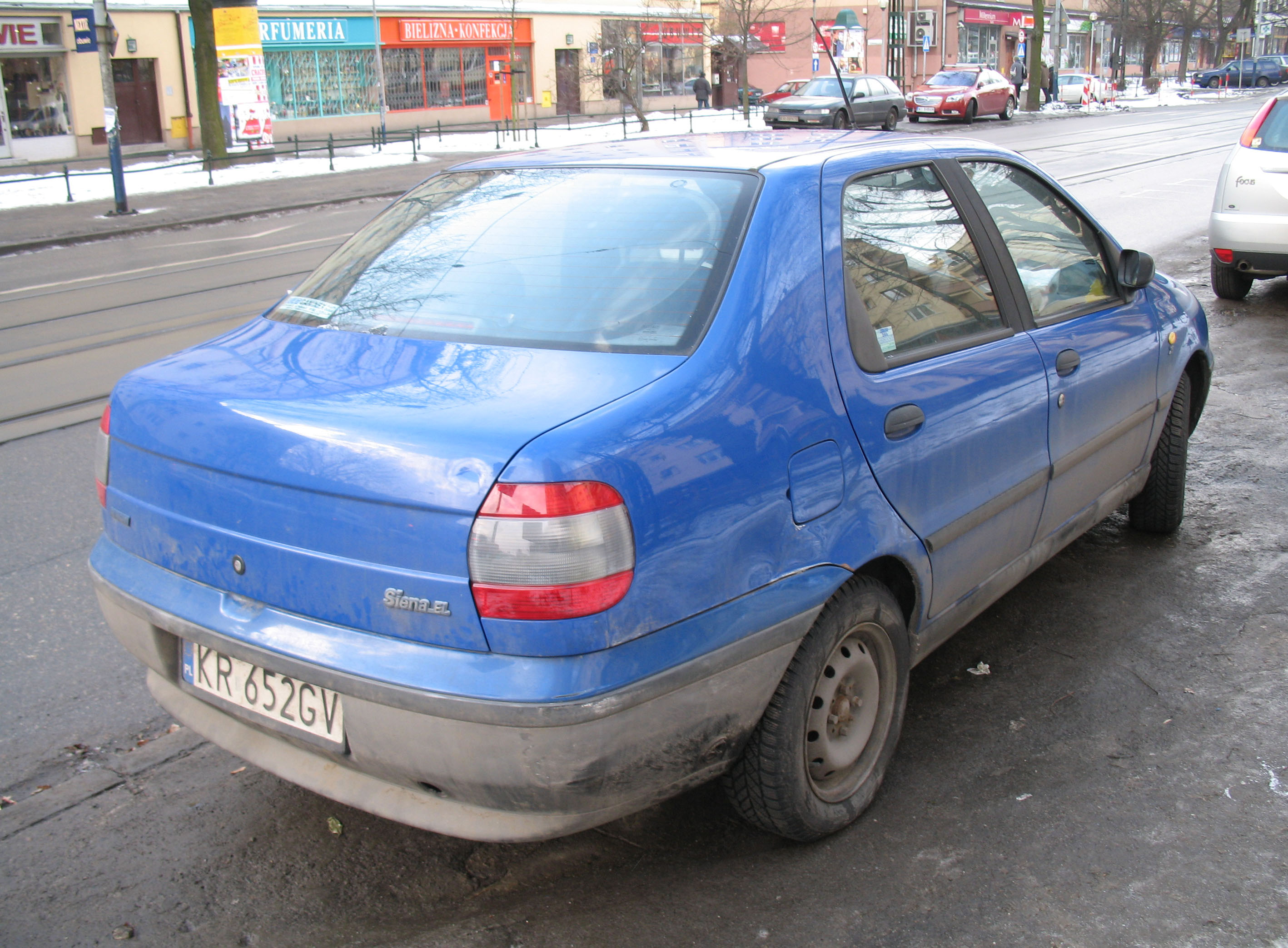 Pictures of fiat siena