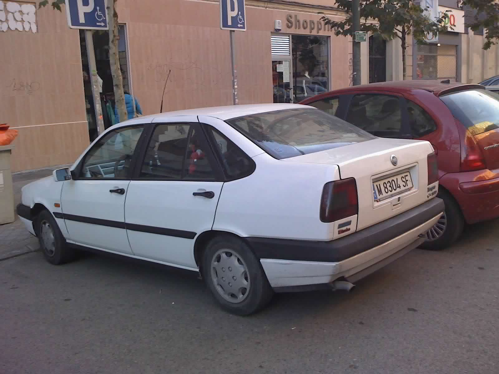 Pictures of fiat tempra